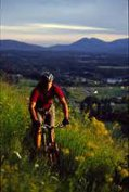 biking Sandpoint Idaho